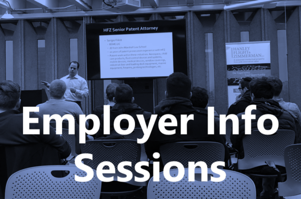 employer info sessions