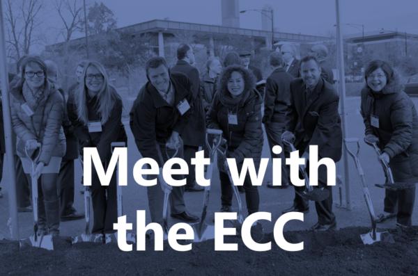 meet with the ECC