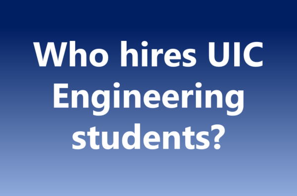 Who hires UIC students